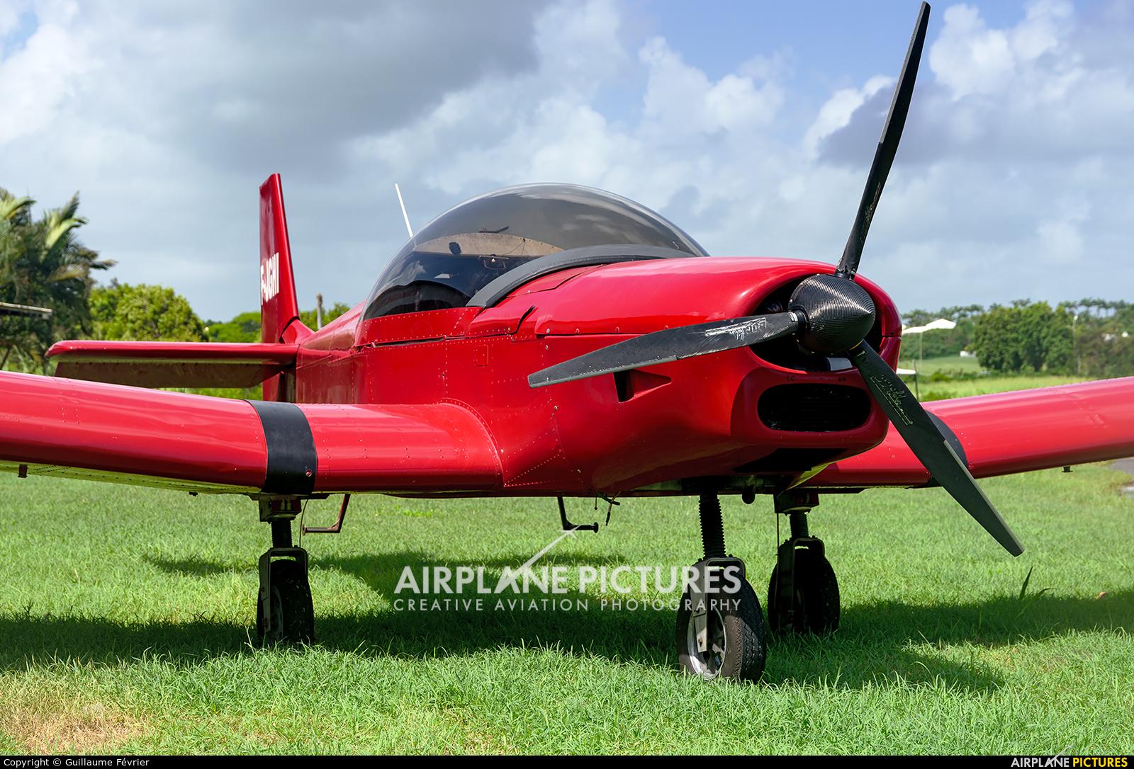 F-JGHI aircraft at Guadeloupe - Saint-François