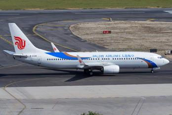 B-6105 - Dalian Airlines Boeing 737-800