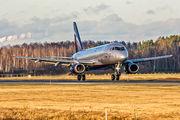 RA-89065 - Aeroflot Sukhoi Superjet 100 aircraft