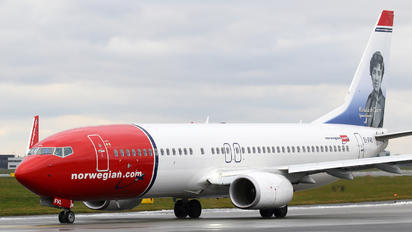EI-FVL - Norwegian Air International Boeing 737-800