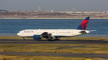 N861DA - Delta Air Lines Boeing 777-200ER aircraft