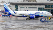 VT-ITQ - IndiGo Airbus A320 NEO aircraft