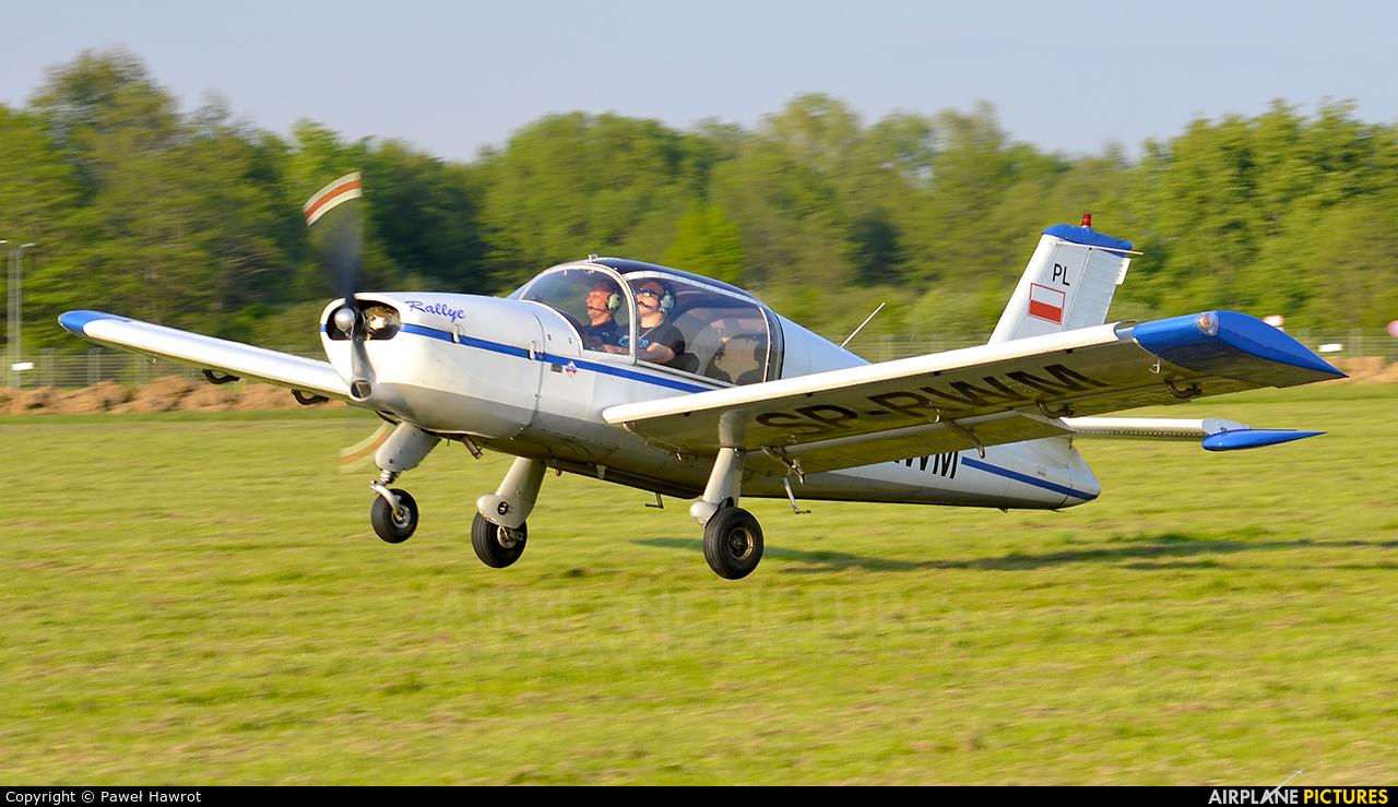 Aeroklub Podkarpacki SP-RWM aircraft at Krosno