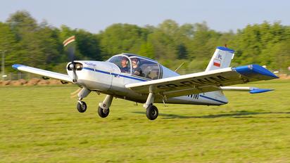 SP-RWM - Aeroklub Podkarpacki Socata MS-880 B