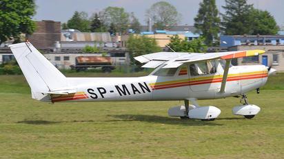 SP-MAN - Private Cessna 152