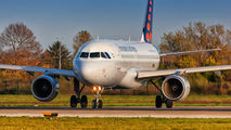 OO-SSX - Brussels Airlines Airbus A319 aircraft