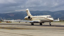 OE-LAA - MJet Aviation Bombardier BD-700 Global 5000 aircraft