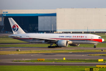 B-2093 - Air China Cargo Boeing 777F