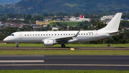 N752BC - Private Embraer ERJ-190 (190-100)