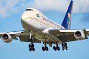 HZ-HM1C - Saudi Arabia - Government Boeing 747SP aircraft