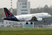 OO-SSJ - Brussels Airlines Airbus A319 aircraft