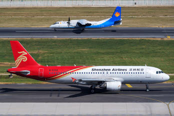 B-6359 - Shenzhen Airlines Airbus A320