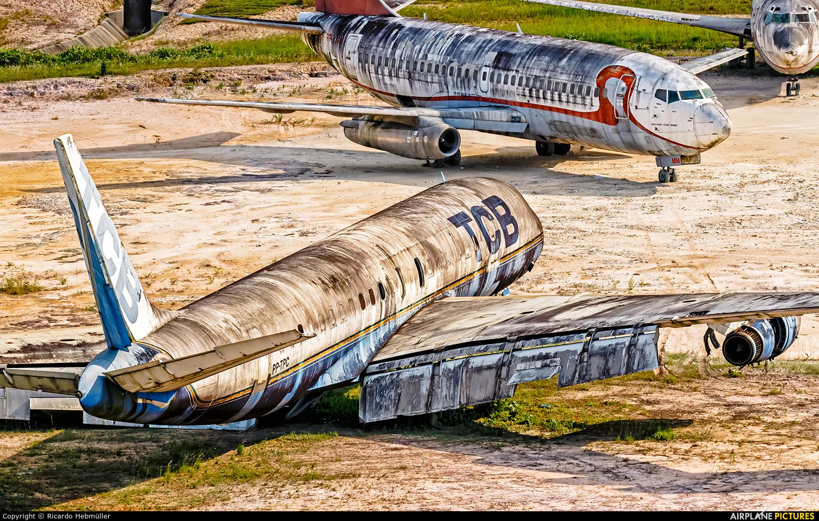 Transportes Charter do Brasil - TCB PP-TPC aircraft at Manaus - Eduardo Gomes