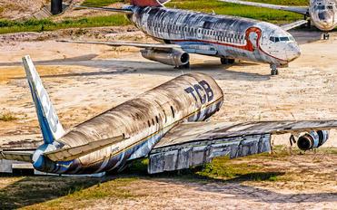PP-TPC - Transportes Charter do Brasil - TCB Douglas DC-8-52(F)
