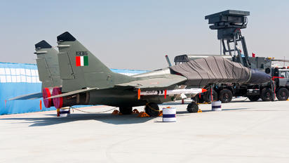 KB3116 - India - Air Force Mikoyan-Gurevich MiG-29B