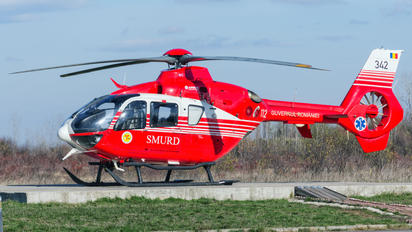 342 - Romanian Emergency Rescue Service Eurocopter EC135 (all models)