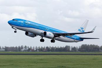 PH-HSD - KLM Boeing 737-800