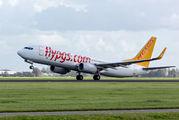 TC-IZI - Pegasus Boeing 737-800 aircraft