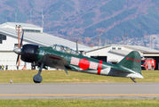 N553TT - ZERO ENTERPRISE INC TRUSTEE Mitsubishi A6M5 Reisen Zero  aircraft
