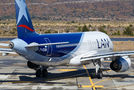 LAN Argentina Airbus A320 LV-CQS at Bariloche airport