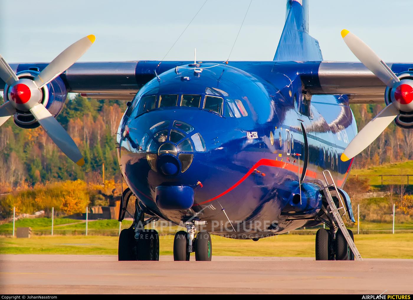 Ukraine Air Alliance UR-CGV aircraft at Stockholm - Skavsta