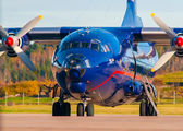 UR-CGV - Ukraine Air Alliance Antonov An-12 (all models) aircraft