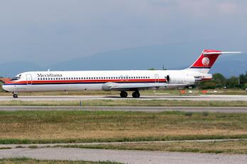 I-SMES - Meridiana McDonnell Douglas MD-82