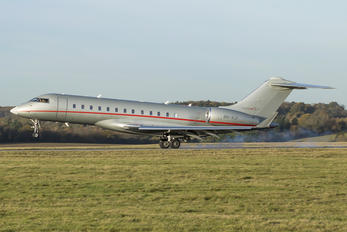 9H-VJI - Vistajet Bombardier BD-700 Global 6000