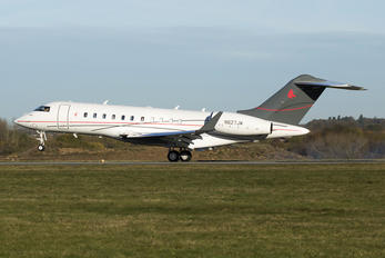 N627JW - Private Bombardier BD-700 Global 5000