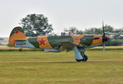 D-FIST - Private Yakovlev Yak-9UM  aircraft