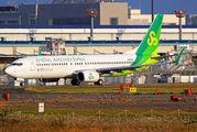 JA03GR - Spring Airlines Japan Boeing 737-800 aircraft