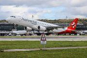 HB-JVO - Helvetic Airways Embraer ERJ-190 (190-100) aircraft