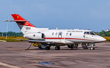 6052 - Brazil - Air Force Hawker Beechcraft 800XP IU-93A