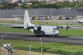 FAC-1014 - Colombia - Air Force Lockheed C-130B Hercules