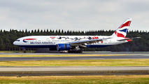 G-YMML - British Airways Boeing 777-200ER aircraft