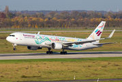 HB-JJF - Eurowings Boeing 767-300ER aircraft