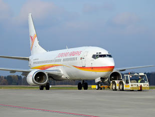 PZ-TCO - Surinam Airways Boeing 737-300