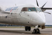 SP-EQC - LOT - Polish Airlines de Havilland Canada DHC-8-400Q / Bombardier Q400 aircraft