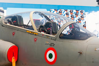 A3697 - India - Air Force British Aerospace Hawk 132