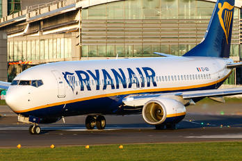 EI-GDI - Ryanair Boeing 737-8AS