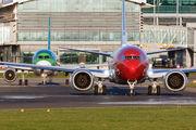 EI-FYB - Norwegian Air Shuttle Boeing 737-8 MAX aircraft