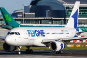 ER-00002 - Fly One Airbus A319 aircraft