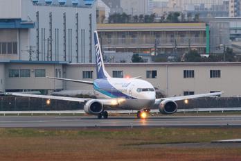 JA302K - ANA Wings Boeing 737-500
