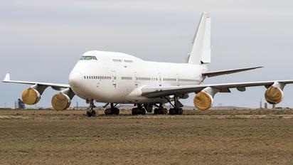 EP-MNC - Mahan Air Boeing 747-400