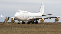 EP-MNC - Mahan Air Boeing 747-400 aircraft