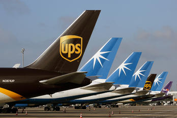 N361UP - UPS - United Parcel Service Boeing 767-300ER