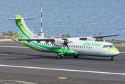 EC-MSJ - Binter Canarias ATR 72 (all models) aircraft
