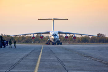 RA-76762 - Russia - Air Force Ilyushin Il-76 (all models)