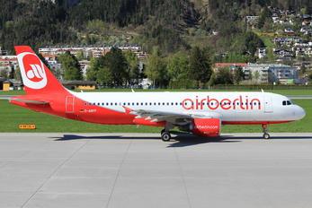 D-ABFF - Air Berlin Airbus A320