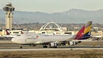 HL7414 - Asiana Cargo Boeing 747-400F, ERF aircraft